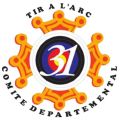 logo CD31 tir arc FFTA